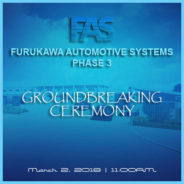 FAS Phase 3 Groundbreaking Ceremony
